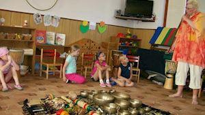 Mateřská škola s křesťanskou výchovou