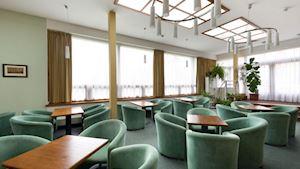 Kavárna s terasou