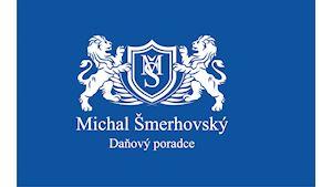 Vedení  účetnictví a daňový poradce - Michal Šmerhovský