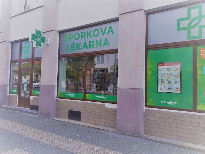 Šporkova lékárna s.r.o. | Lékárna Lysá nad Labem - fotografie 6/6