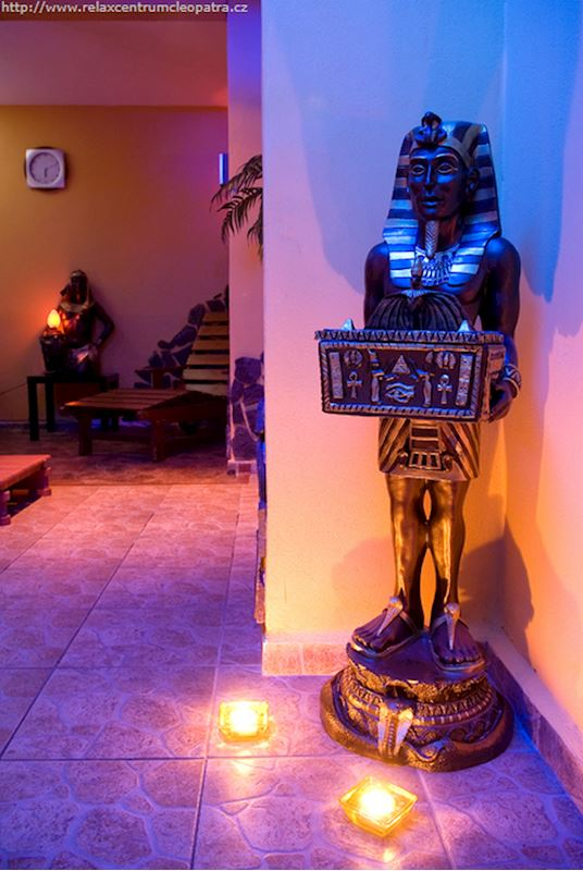 Relax centrum Cleopatra - fotografie 4/10