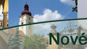 Nové Dvory - městys