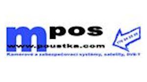 Kamerové a zabezpečovací systémy - Martin Poustka M-Pos
