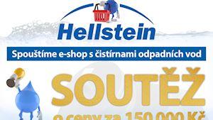 Soutěž Hellstein o výhry za 150.000 Kč