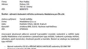 Podlas Petr - instalatérství a topenářství - profilová fotografie