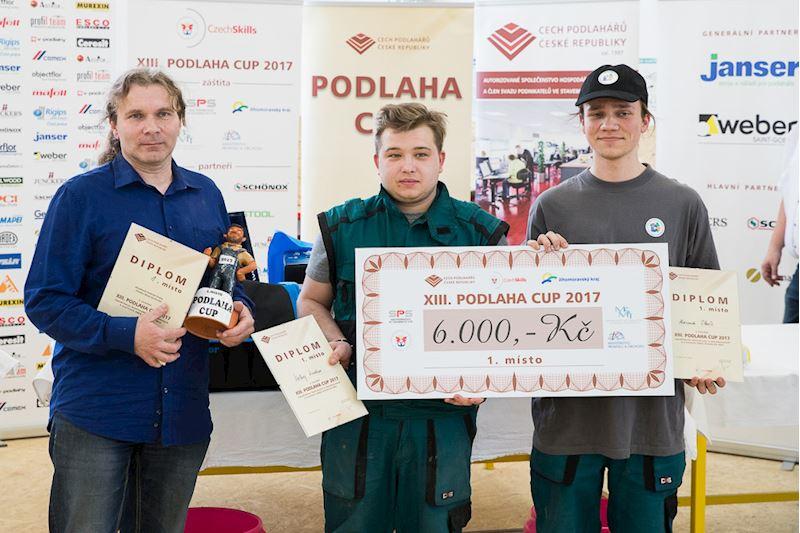 PODLAHA CUP 2017
