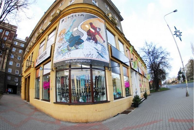 HELIA SPORT Ostrava - fotografie 1/17