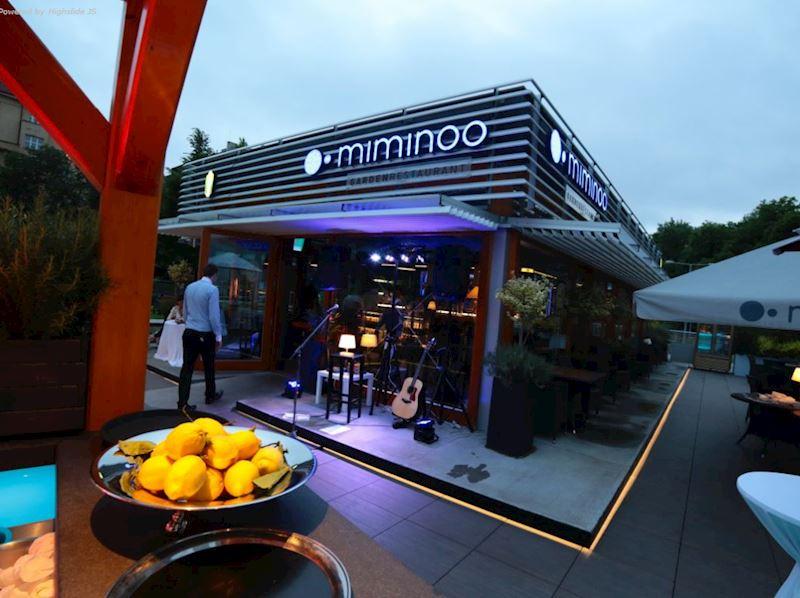MIMINOO garden restaurant - fotografie 1/14