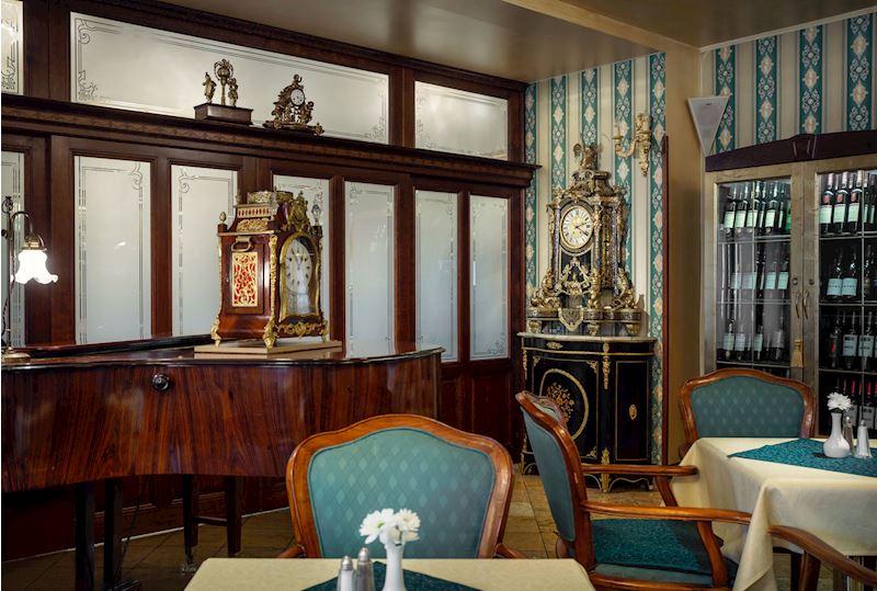Salonek Café Mozart