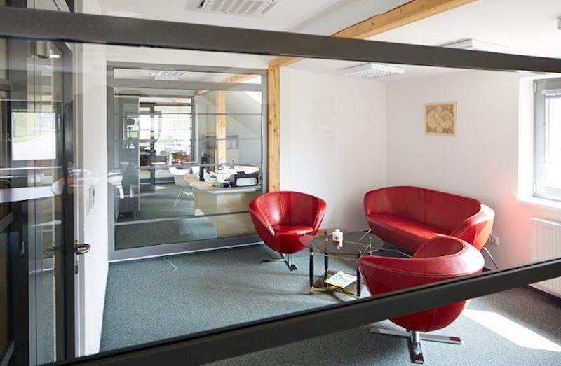 Nové kanceláře