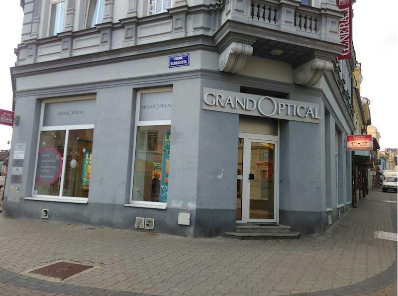 Prodejna GrandOptical Kladno