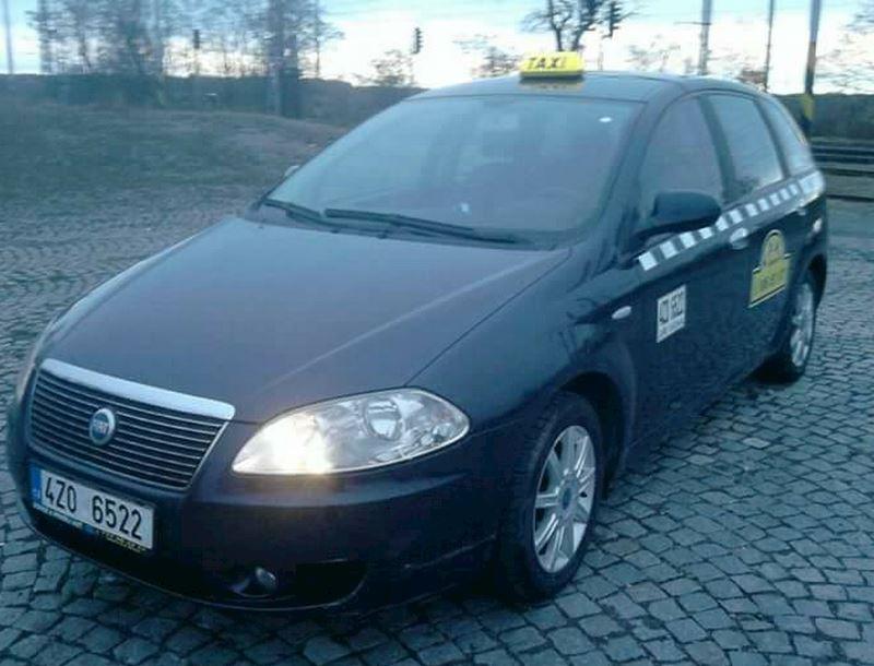 taxi Kroměříž
