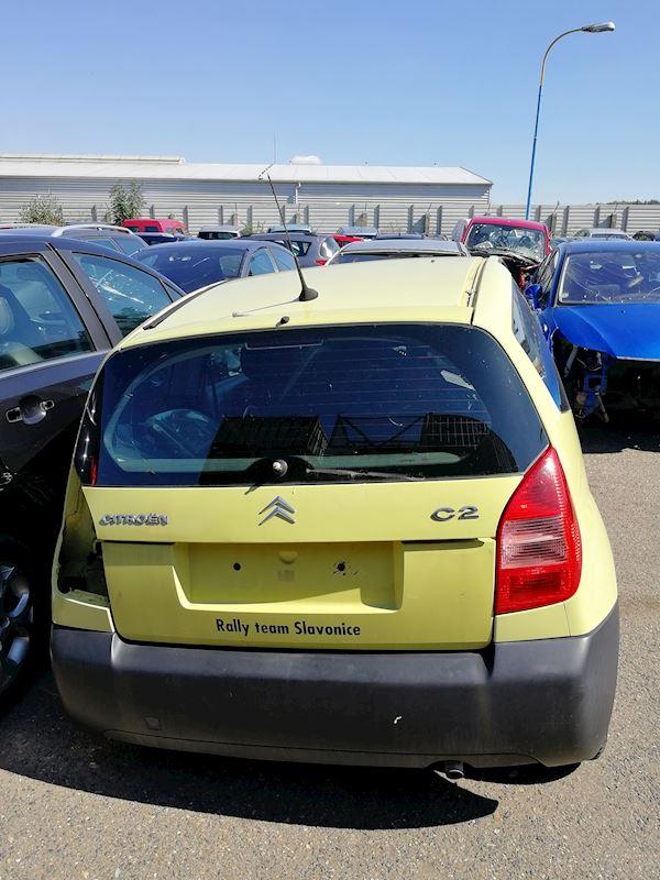 ZEMPRON s.r.o. - autovrakoviště Citroën a Peugeot Třebíč - fotografie 10/23
