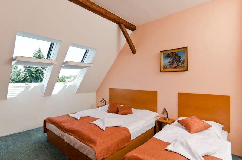 Hotel Slavia - ubytování a restaurace Boskovice - fotografie 9/28