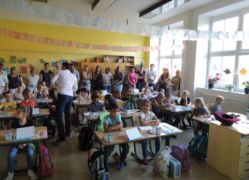 Základní škola J. A. Komenského a Mateřská škola Brno, náměstí Republiky 10 - fotografie 10/11