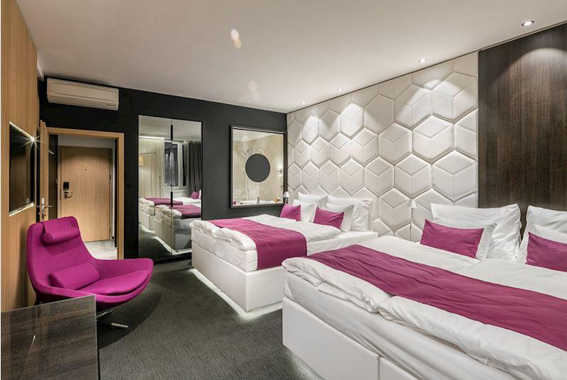 Superior Quad Room Deluxe