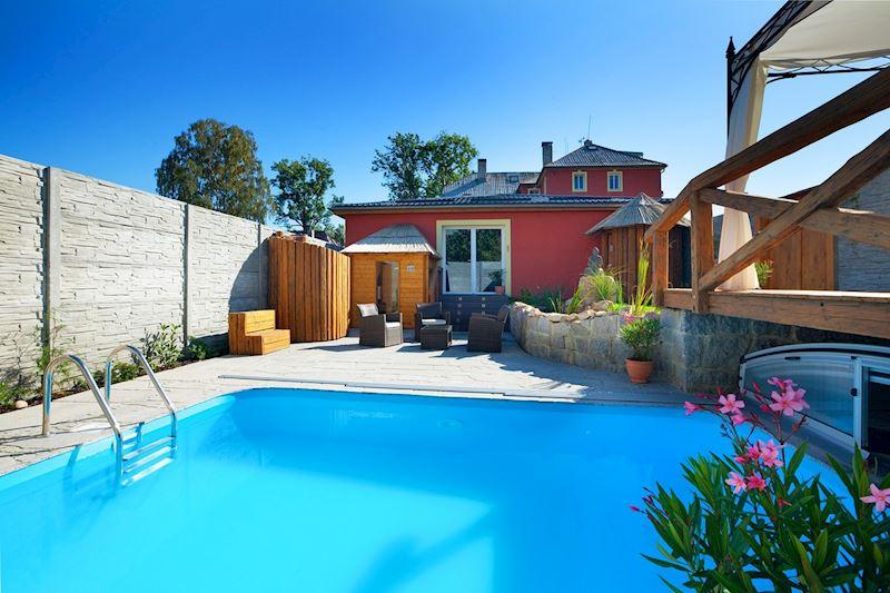 Wellness centrum Luxury Island Spa – bazén