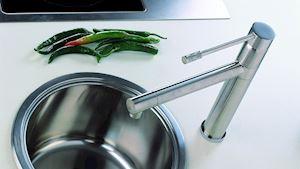 kuchyňská baterie: diametro35 / design: davide vercelli