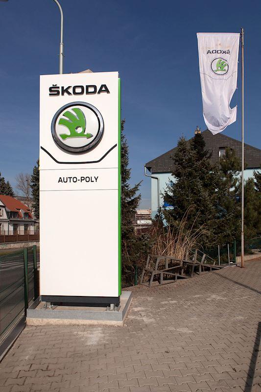 Auto - Poly spol. s r.o. - autorizovaný prodej a servis vozů Škoda a VW užitkové - fotografie 4/9