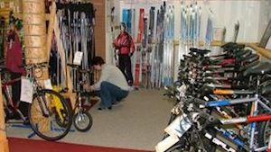 LEOSKI - půjčovna, servis lyží