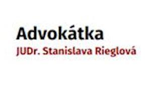 Rieglová Stanislava JUDr.