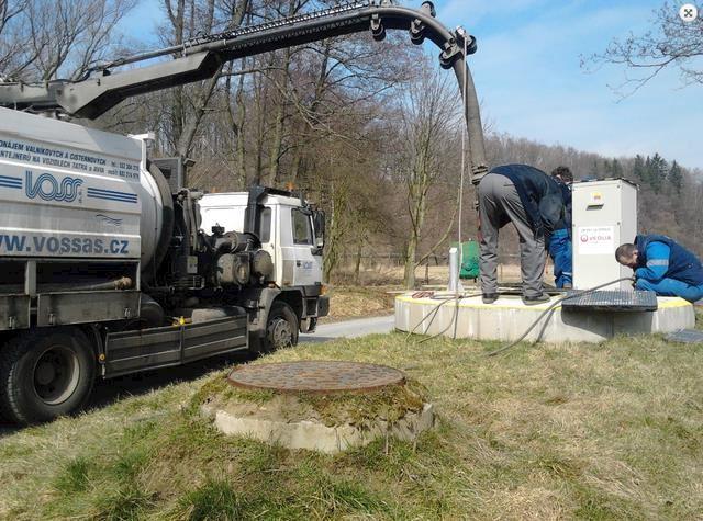Vodohospodářské služby a servis a.s. - fotografie 1/2