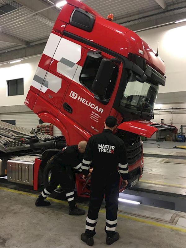 Master Truck s.r.o. - autoservis Měšice - fotografie 9/15