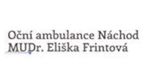 MUDr. Eliška Frintová - odborná oční lékařka