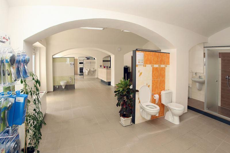 HRBÁČEK s.r.o. - stavebniny, koupelny, koupelnové studio Domažlice - fotografie 4/17
