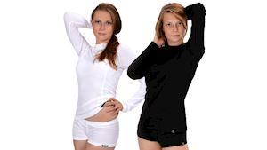 NanoBodix COMFORT triko s dlouhým rukávem dámské