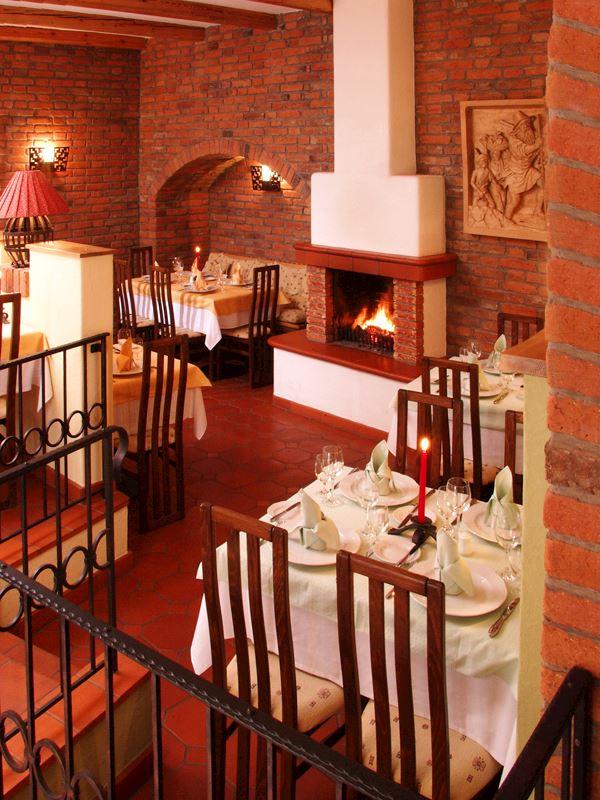Restaurace LA CASA NAVARA - fotografie 1/1