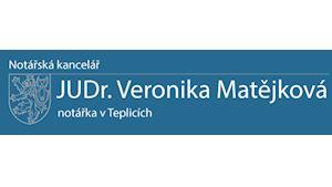 Matějková Veronika JUDr. - notářka