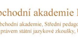 Obchodní akademie, Střední pedagogická škola a Jazyková škola s právem státní jazykové zkoušky