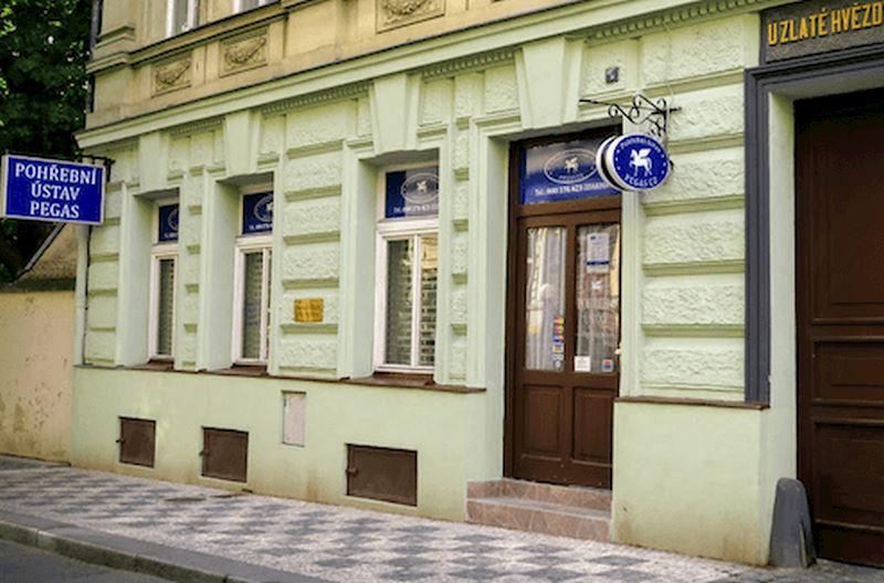 Pohřební ústav PEGAS CZ s.r.o. - pohřební služba Praha 1 - fotografie 1/15