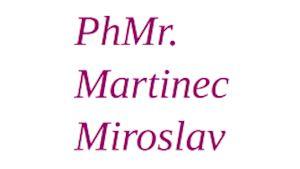 Měření radonu a radia Mělník - MARTINEC MIROSLAV PhMr.