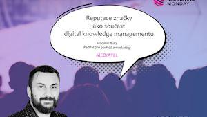 Přednáška našeho ředitele obchodu a marketingu Vladimíra Buti