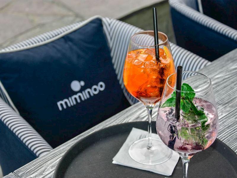 MIMINOO garden restaurant - fotografie 9/14