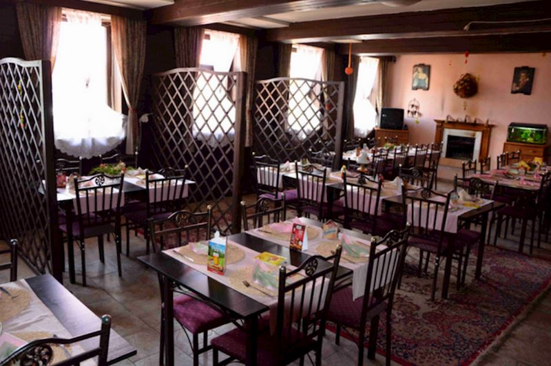 Restaurace, penzion Hamrovka - fotografie 6/16