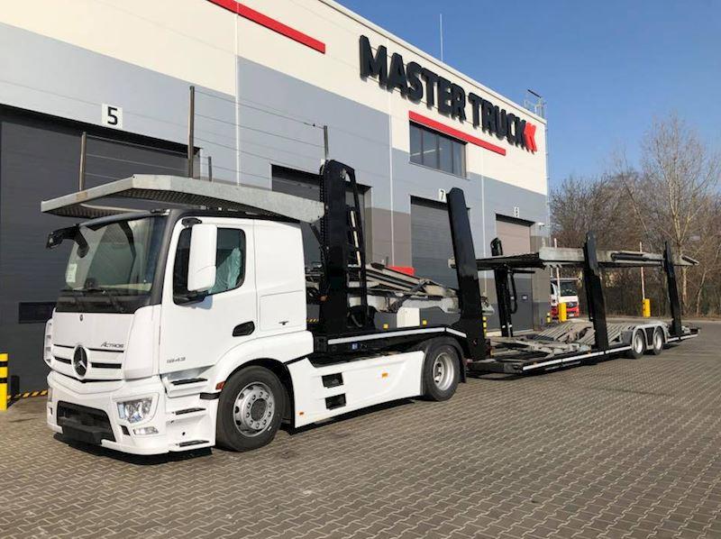 Master Truck s.r.o. - autoservis Měšice - fotografie 2/15