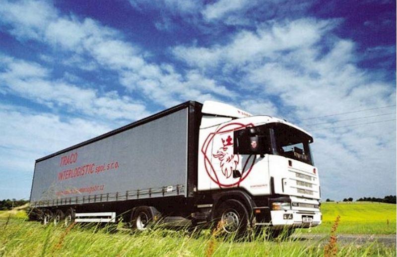 KAMIONSERVIS Praha, a.s. - mezinárodní kamionová přeprava - fotografie 8/23
