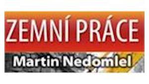 Zemní práce - Martin Nedomlel