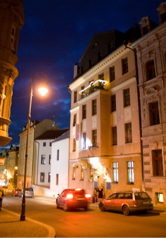 Hotel Jizera Karlovy Vary s.r.o. - fotografie 3/10