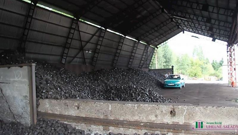 Kaucký uhelné sklady, AST Coal Trans s.r.o. - fotografie 4/4