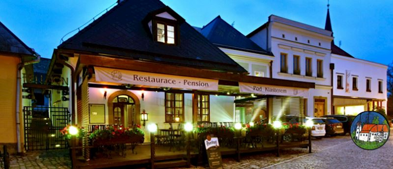 Pension a restaurace Pod Klášterem