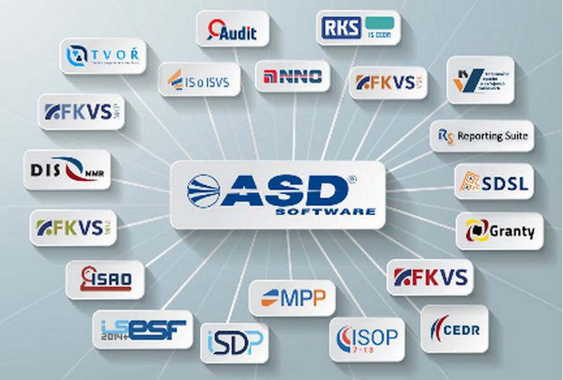 ASD Software s.r.o. Vývoj informačních systémů - fotografie 3/3