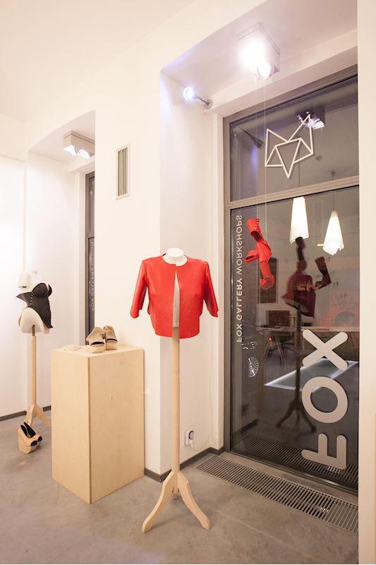 FOX FLOWERS ateliér, showroom - FOX Gallery s.r.o. - fotografie 36/41