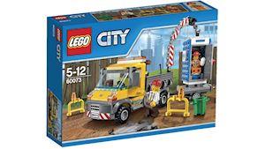 LEGO City Servisní truck 60073