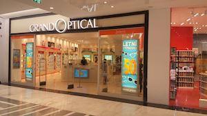 Prodejna GrandOptical Centrum Chodov