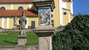 Městys Chlum u Třeboně