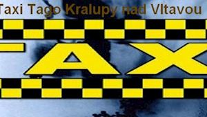 TAXI - TÁGO KRALUPY